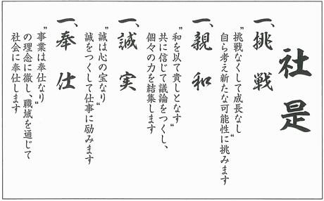 静鉄グループ社是